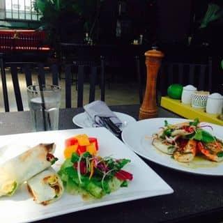 Salad Burrito của hoanho86 tại 43- 45 Hồ Tùng Mậu, Bến Nghé, Quận 1, Hồ Chí Minh - 2483243