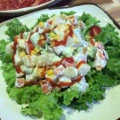 salat  của Phương Anh tại Gogi House - Hai Bà Trưng - 335665