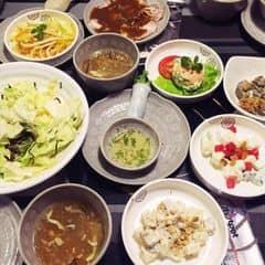 Salat các kiểu của Mkey Nguyễn tại Gogi House - Royal City - 1511264