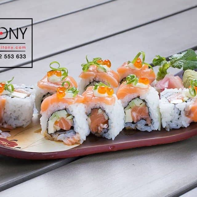 Sushi Tony - 160 Ung Văn Khiêm, Quận Bình Thạnh, Hồ Chí Minh