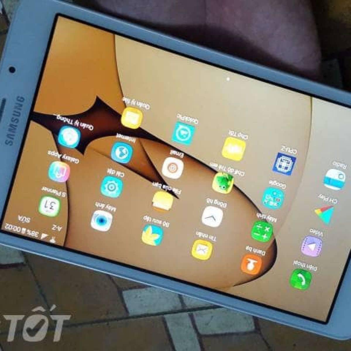 Samsung Galaxy Tab A 2016 T285 Long Lanh Lung Linh Ti Ca Hng In T 0 Lan Nh Lozi