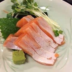 Sashimi Bụng cá Hồi của Trần Trần tại The Sushi Bar - Zen Plaza - 814267