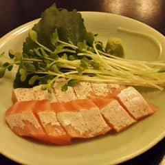Sashimi cá hồi của Đăng Thảo tại The Sushi Bar - Thiên Quế - 197031