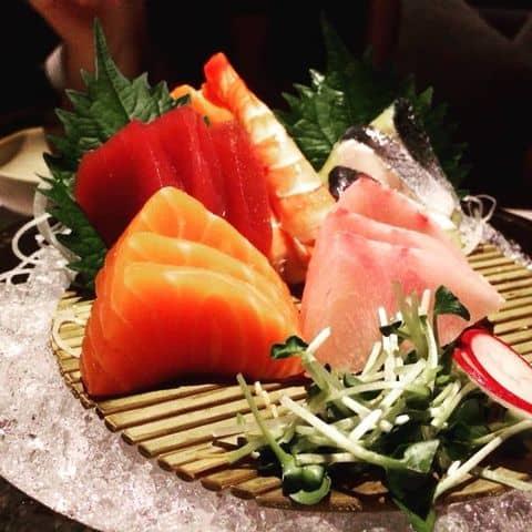 Các hình ảnh được chụp tại SORAE Sushi Sake Lounge