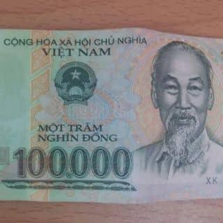 Seri tiền thần tài của sonvan18 tại Chợ Trà Vinh, phường 3, Thị Xã Trà Vinh, Trà Vinh - 1430867