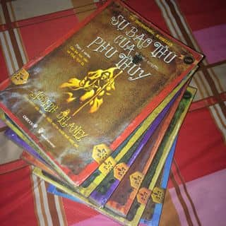 Serie Cậu Bé Học Việc Và Thầy Trừ Tà - Bộ 6 cuốn của thuydung9993 tại Hồ Chí Minh - 3061022