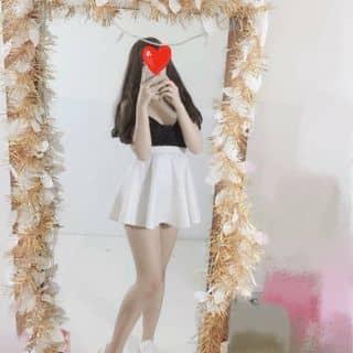 Set áo bra + chân váy xoè của trang_donut99 tại Hồ Chí Minh - 3219425