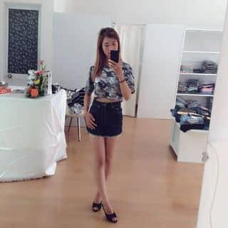 Set áo croptop + quần đùi siêu kute của dearbaoloc tại Lâm Đồng - 1422531