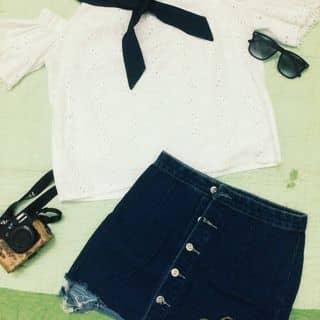 Set áo và chân váy của juneejune tại Khánh Hòa - 2775718
