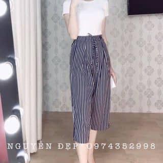 Set bộ - Áo cotton + Quần thun gân của tiknguyen tại Hồ Chí Minh - 3781119