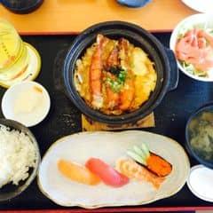 Set lunch của Chiêu Ngọc tại Tokyo Deli - Hoàng Đạo Thúy - 64294