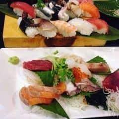 Set sushi thập cẩm  của Vịt Thư tại The Sushi Bar - Thiên Quế - 1153086