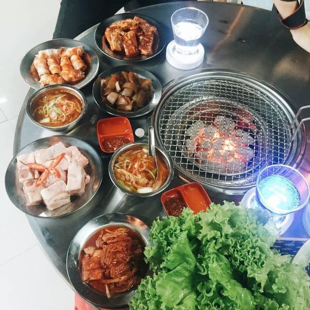 Nhà hàng BBQ 532 - Ngõ 2 Trần Văn Lai, Mỹ Đình, Quận Nam Từ Liêm, Hà Nội