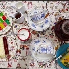 Set trà bánh của Hải Vương tại The Jade Bakery  - 927446
