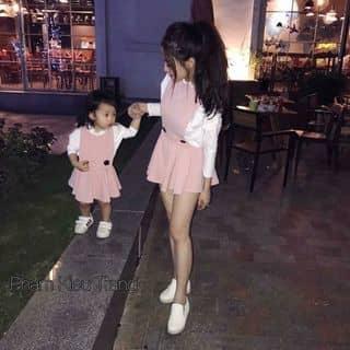 📢 Set váy yếm mẹ bé 😍😍 của trandao8 tại 9/7 Trương Phước Phan, Bình Trị Đông, Quận Bình Tân, Hồ Chí Minh - 1421523