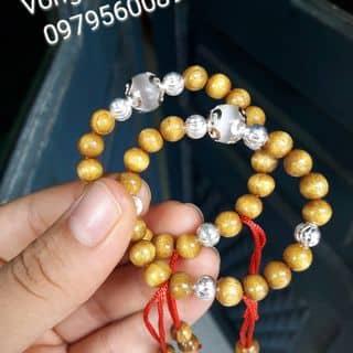 Sét vòng dâu tằm đôi mệnh kim của doxinhchobe tại Hải Dương - 1104180