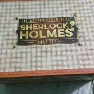 Sherlock Holmes toàn tập của kesach tại Yên Bái - 3102322