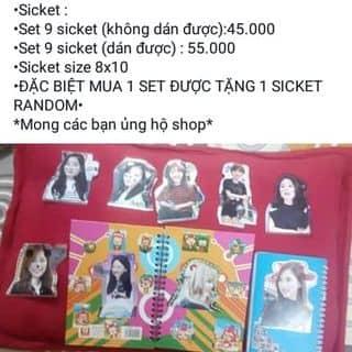 Shop mình có nhận design sticker  nha, giá chỉ 4k 1 hình nè.                       Mua nhiều tặng random sticker  nữa nhé =) của oanhyoko tại 178 Nguyễn Gia Thiều, Thành Phố Bắc Ninh, Bắc Ninh - 1263976