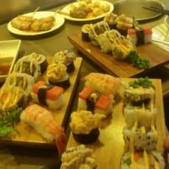 buffet vincom thủ đức, ăn ngon, giá 199k,  ko gian đẹp #happykichi
