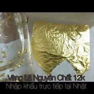Sidum vàng lá 12k  của trang94191 tại Hà Nam - 3396599