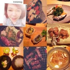 Siêu ngonnn. Món gì của Nhậc bản cũng cooooo của Sunny Angel tại Isushi - Buffet Nhật Bản - Nguyễn Chí Thanh - 352085