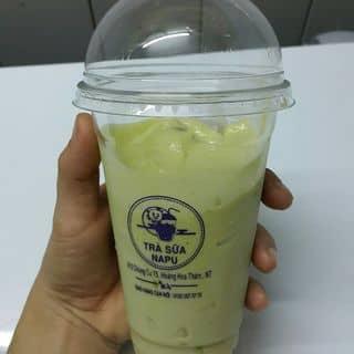 Sinh tố bơ - sầu riêng - avocado smoothie - durian của napu tại À Chung Cư 15 Hoàng Hoa Thám, Lộc Thọ, Thành Phố Nha Trang, Khánh Hòa - 683630