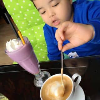 Sinh tố việt quất vs Coffee Ý của lethanhthao250992 tại A4 Minh Khai, Thành Phố Bắc Giang, Bắc Giang - 229367