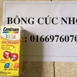 Siro Centrum Kids Úc cho trẻ biếng ăn của cucnhobong1 tại Bắc Ninh - 3386093