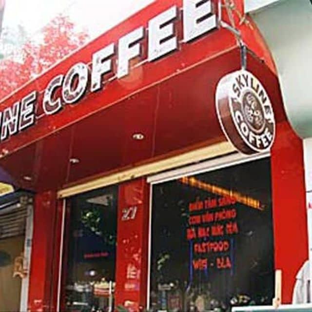 Skyline Cafe - 27 Thái Hà, Quận Đống Đa, Hà Nội