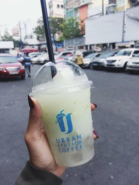Sobert chanh - 326501 cao.nham.nho - Urban Station Coffee Takeaway - Tô Hiến Thành - 288 Tô Hiến Thành, Phường 12, Quận 10, Hồ Chí Minh