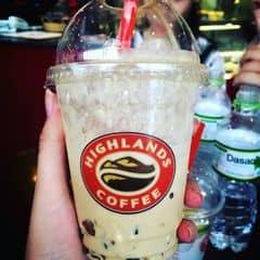 Socola Freeze  của băng băng tại Highlands Coffee - Xuân Thuỷ - 289267