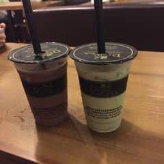 Socola + trà xanh pudding của iammeu_ tại Ding Tea - Trần Duy Hưng - 739847
