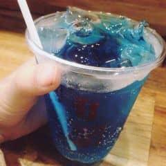Soda blue  của Bôngg Miu's tại Urban Station Coffee Takeaway - Lý Quốc Sư - 360869