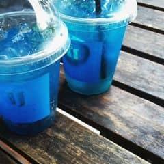 Soda deep blue của Uyên Vy tại Urban Station Coffee Take Away - Bình Thới - 613145