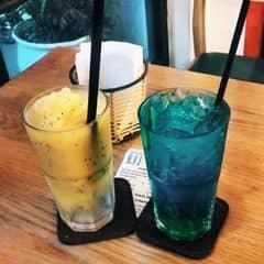 Soda deep blue - Chanh dây của Nguyễn Đạt Anh tại Urban Station Coffee Takeaway - Phạm Ngọc Thạch - 344555
