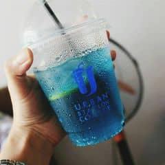 Soda deep blue sea của Nguyễn Đạt Anh tại Urban Station Coffee Takeaway - Phạm Ngọc Thạch - 818521