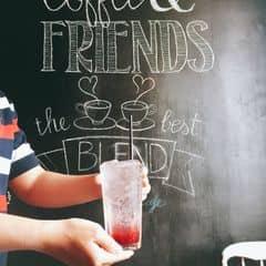 Soda việt quất của Phạm Ngọc tại MockingBird Cafe - 365210