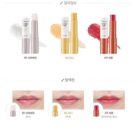 Kết quả hình ảnh cho son dưỡng môi lip care stick