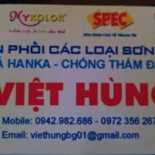 Sơn nhà của hungviet38 tại Ngô Gia Tự, Thành Phố Bắc Giang, Bắc Giang - 1008200