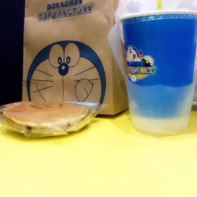 Soya matcha - dorayaki chocolate  của Tu Doan tại Doraemon Factory - AEON Mall - 26091