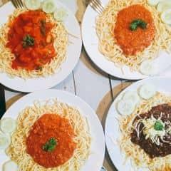 Spaghetti  của Phương Tròn tại Spaghetti Box - Núi Trúc - 1477233