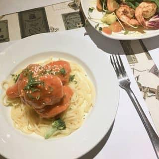 Spaghetti sốt kem gà giòn của nazryn.ryn tại 225/9 Nguyễn Đình Chiểu, Quận 3, Hồ Chí Minh - 1019672