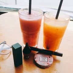 Strawberry+ Peach Cool  của Ngoc Anh tại Urban Station Coffee Takeaway - Quang Trung - 892574