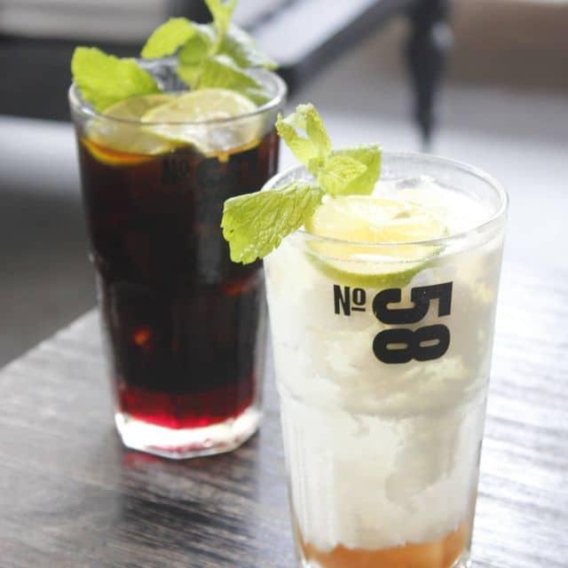 No.58 Coffee - Bà Triệu - 58B Bà Triệu, Hàng Bài, Quận Hoàn Kiếm, Hà Nội