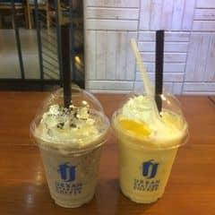 Sữa chua đào + cookie cream của Ngọc Bon tại Urban Station Coffee Takeaway - Quang Trung - 921937