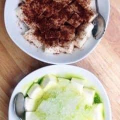 Sữa chua dẻo của Tran Thuy tại Ăn vặt quán ngon - 53161