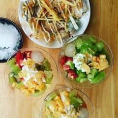 Sữa chua Dẻo - Bánh tráng cuốn của Kem Chua Dẻo tại Ăn vặt quán ngon - 1024028