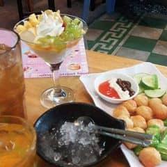 Sữa chua dẻo, cá viên, trà tắc của Kem Chua Dẻo tại Ăn vặt quán ngon - 1002921