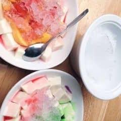 Sữa chua dẻo ngon của Tran Thuy tại Ăn vặt quán ngon - 69822