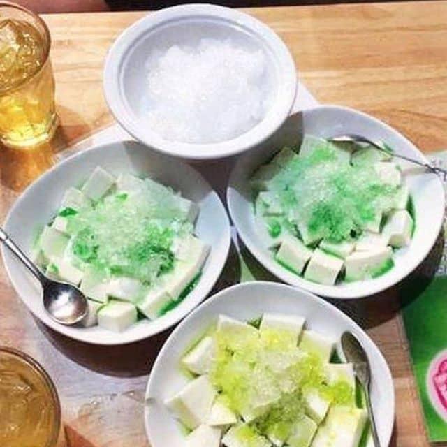 Sữa chua dẻo Paris của Nhat Long tại Ăn vặt quán ngon - 96740